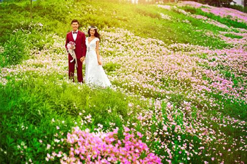 婚纱摄影基地